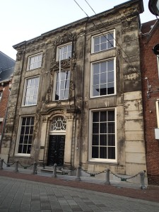 The headquarters of the Duke of York at Alkmaar