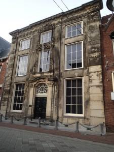 The headquarters of the Duke of York at Alkmaar