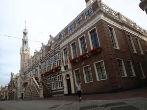Alkmaar's town hall