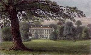 Frognal House, Lord Sydney's country home