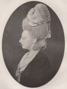 Lady Harriot Pitt, ca 1779