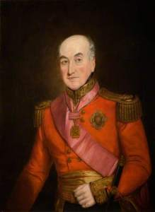 Sir William Henry Pringle (from http://www.bbc.co.uk/arts/yourpaintings/galleries/collections/the-staffordshire-regiment-museum-1327)
