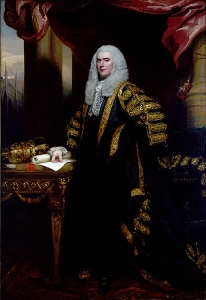 Henry Addington, 1st Viscount Sidmouth as Speaker of the House of Commons