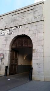 Grand Casemates Gate, 1824