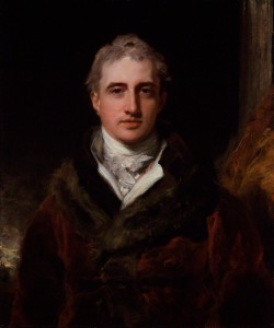 Lord Castlereagh, by Sir Thomas Lawrence