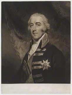 Lord Chatham, engraved by Charles Turner, after John Hoppner