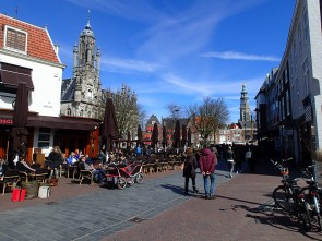 Middelburg town square